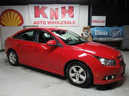 2013 CHEVROLET CRUZE LT for sale at KNH Auto Sales | Akron, Ohio