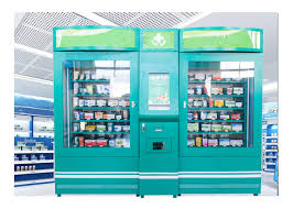 Vending Machine Sizes Adorable Buy Mini Hospital Double Pharmacy Vending Machine With Advertising