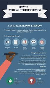 Example of a literature review for a dissertation proposal