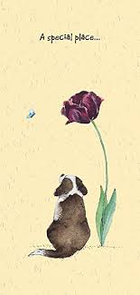 sympathy card pet pet condolence sympathy card on the loss of your pet dog amazon