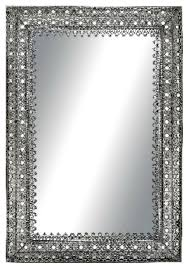 Wall Mirrors Black And Silver Wall Mirrors Valuable Inspiration