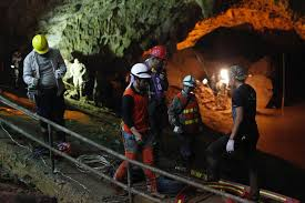 Search For Teens U S Military Joins Search For Teens Lost In Thailand Cave Upi Com