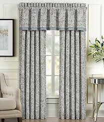 drapes with valance. J. Queen New York Giovani Window Treatments Drapes With Valance B