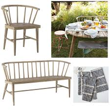 outdoor furniture west elm. West Elm\u0027s Outdoor Furniture Elm