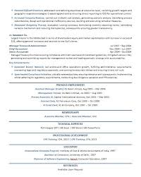 Financial Controller Resume Example
