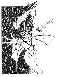 Small Picture Spider Woman by Jonboy007007 on DeviantArt
