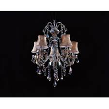 chandelier parts with k9 crystal and glass h2021 5