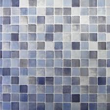 platinum sarondo blue silver mosaic vinyl flooring 2 6mm kitchen bathroom 1 of 3free see more