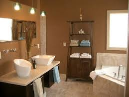 antique oak cabinet and shelves inside comfy room using small bathroom lighting ideas bathroom lighting ideas photos