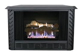 vent free gas fireplace insert