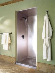 stainless steel shower enclosures and