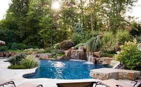 Small Picture 15 Pool Landscape Design Ideas Home Design Lover
