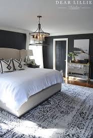 A New Rug and Artwork for Our Master Bedroom | Dear Lillie | Bloglovin'