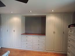 Wall Units, Closet Wall Units Built In Wall Closets Custom White Wall Unit  In A
