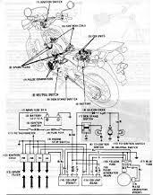 honda transalp xl600v electrical wiring diagram 1990 1999