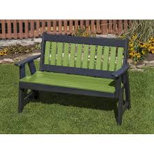 lime green patio furniture. all weather furniture outdoor patio garden lawn exterior tropical lime green finish 4ftpoly lumber t