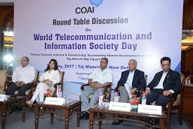 on the occasion of the world telecommunication and information society day wtisd 2017 experts from the industry government and academicians