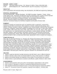 chronological field service engineer resume - Field Service Engineer Resume  Sample