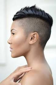 43020216 shaved side hairstyle