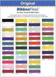 Yli Ribbon Floss Original Cotton On Creations