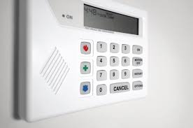 photos of usaa security system