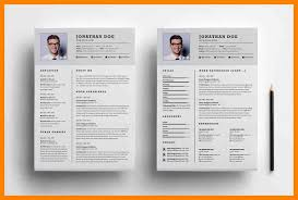 Page Resume Examples Page Resume Examples Two Page Resume Samples