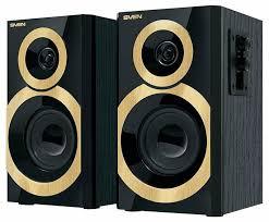 Компьютерная акустика <b>SVEN SPS</b>-<b>619</b> GOLD — купить по ...