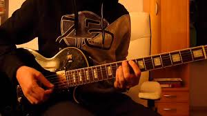 biffy clyro black chandelier cover guitar