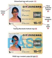 Cards Citizencard Police On The Sia And -