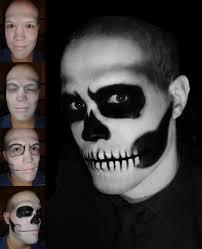 okidoki face painting blog skull face painting ideas