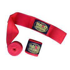 Hand Wrap Gloves Nazo Boxing Red Elastic Hand Wraps 180 Nazo Boxing Co