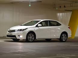 2014 Toyota Corolla 2.0 | Drive Arabia