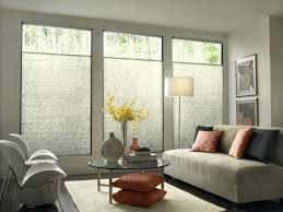 Decorating A Large Living Room Magnificent Charming Living Room Window Covering Ideas Large Treatment Picture