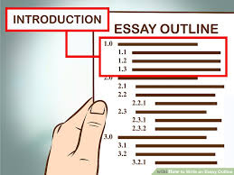esl term paper editor service for college truth in the crucible easy ways to write an essay outline wikihow