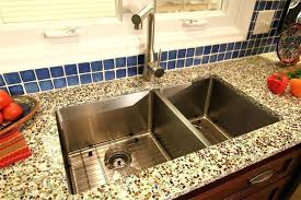 recycled countertop materials packed with quartz concrete recycled