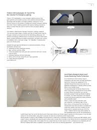 Click Emergency Lighting Test Key The Essential Building Product Review November 2017 Issue 4
