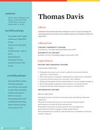 Resume Format 2017 Unique Teacher Professional Resume Format 60 Resume Format 60
