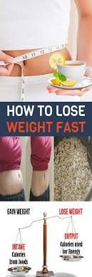 How to Lose Weight Fast at Home - INFOSTYLES