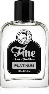 Fine Accoutrements Fine Aftershave Platinum, 100 ml: Amazon.de: Drogerie &  Körperpflege