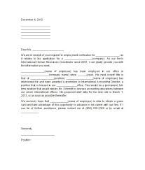 certification letter employment certification letter template 40 proof of employment for