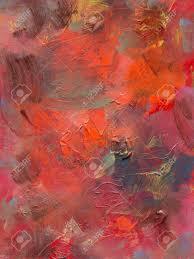 oil paint glazes and acrylics on hardboard stock photo 14452309