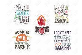 Camping decal happy camper camping decor camping signs | etsy. Pin On Silhouette