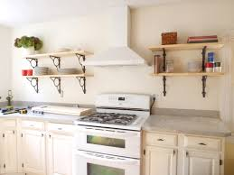 For Shelves In Kitchen Kitchen Tips For Making Open Kitchen Shelving Aesthetic And