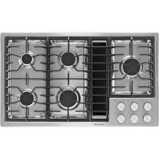 downdraft gas stove.  Gas JENNAIR 36 Throughout Downdraft Gas Stove