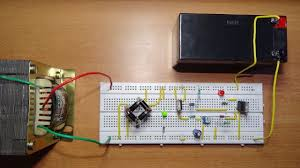 Laptop Charger Circuit Design Automatic 12v Portable Battery Charger Circuit Using Lm317
