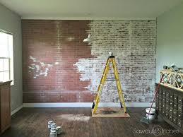 Small Picture Best 25 Faux brick walls ideas on Pinterest Fake brick walls