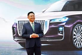 hongqi h9 flagship sedan hits the