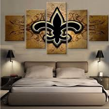 >hd limited edition new orleans saints canvas free shipping gear gump hd limited edition new orleans saints canvas free shipping