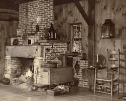 Kitchen Fireplace For Cooking Photographs By F Earl Williams Robert Strong Woodward Painter