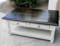 End Table Paint Ideas Best 10 Painted Coffee Tables Ideas On Pinterest Farm Style